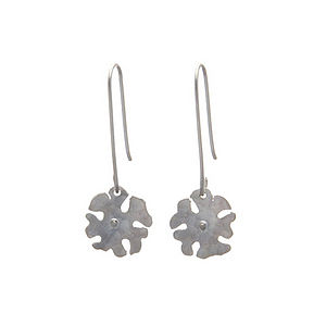 Campion Flower Drop Earrings
