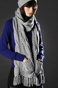 LKA-003 Pocket Scarf 1