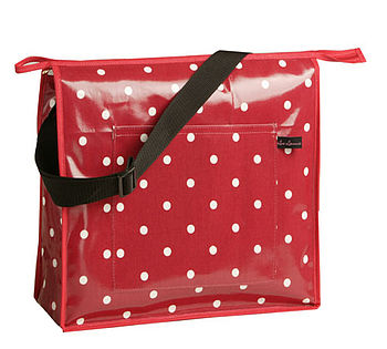Baby Change Bag : Red Spot
