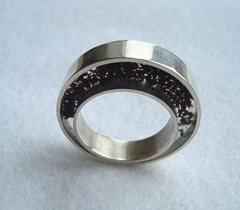 Clear Tea Ring