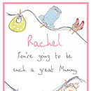 Mummy card