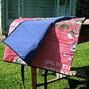 Fair Trade Picnic Rug