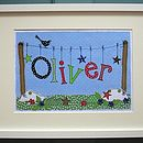 Personalised - Oliver