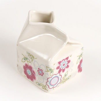 pandora small milk jug