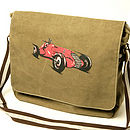Alfa MG or Triumph Messenger Bag