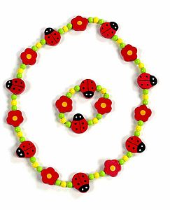 Necklace & Bracelet Sets - children's accessories