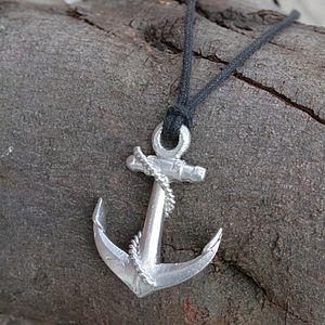 Anchor Necklace - women's jewellery