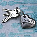 'Mom' Key Ring
