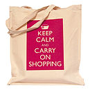 Mulberry 'Keep Calm And Carry On' Bag