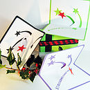Wish Upon A Star Personalised Pop Up Card