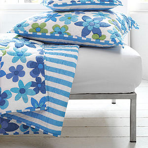 Zoe Single Bedspread - bedspreads & quilts
