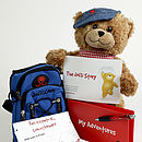Keepsake Travel Bear