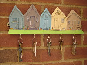 Garden Sheds Key Holder - bathroom