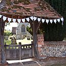 Wedding Bells Bunting
