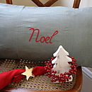 Noel Cushion Cover