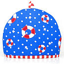 Nautical Tea Cosy