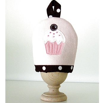 Cupcake Egg Cosy