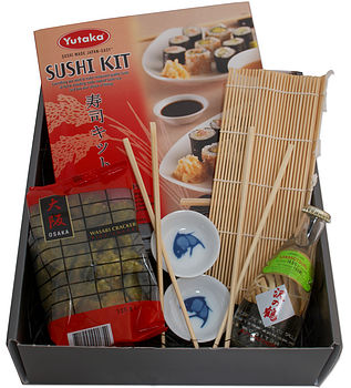 The Spectacular Sushi Kit