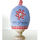 'Wee Flower' Egg Cosy