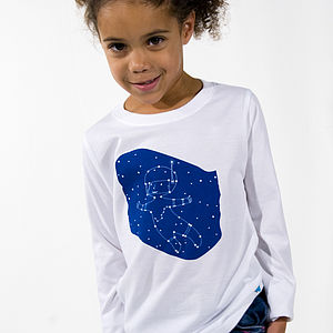 'North Star Child' Long Sleeve T-Shirt - clothing