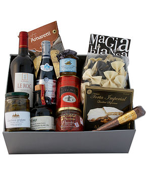The Mediterranean Gourmet Hamper