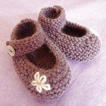 Baby Mary-Jane Shoes