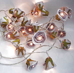 Rose Fairy Lights - fairy lights & string lights