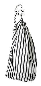 Autumn Stripe Laundry Bag