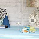 Palermo Stripe Tablecloth