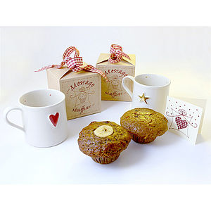 Mugs & Muffins For Two - gift sets