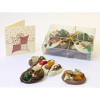 Handmade Florentine Chocolates