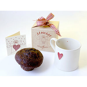 Mug & Muffin For one - cakes & sweet treats