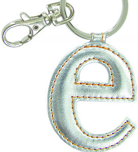Personalised Leather Keyring - men's accessories