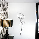 Lilly Wall Sticker