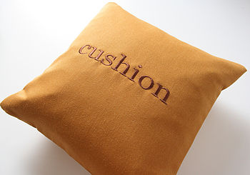 Idwisott cushion demerara
