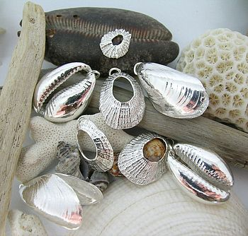 Mixed Shell Charms