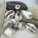 Mixed Seashell Charms