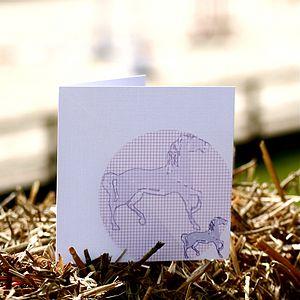 Nellie Card - children's birthday cards
