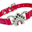 House collar - red