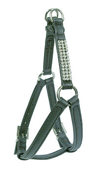 Chic sparkle stepin harness