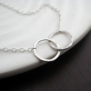 Entwined Necklace - wedding jewellery