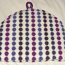 Purple Spotty Tea Cosy