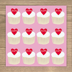 'Truly Madly Deeply' Card - view all sale items