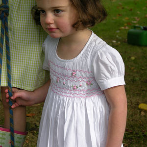 Ophelia Cotton Dress - bridesmaid dresses
