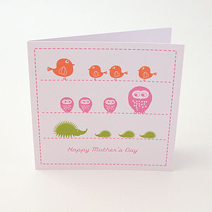 'Mothers Day' card - mother's day cards