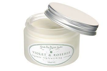 Violet And Rosehip Replenishing Cream