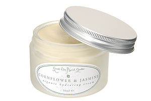 Cornflower And Jasmine Organic Hydrating Cream
