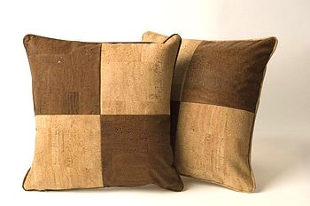 Natural Cork Cushion