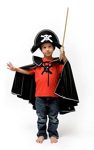 Pirate Costume - fancy dress