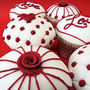The Love Collection Couture Cupcakes